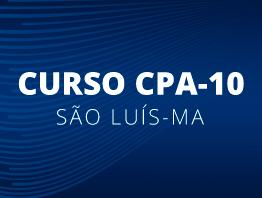 Curso CPA-10 em São Luís-MA São Luís - MA