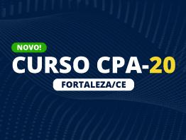 CPA-20 Fortaleza - CE