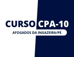 CPA-10 Afogados da Ingazeira - PE